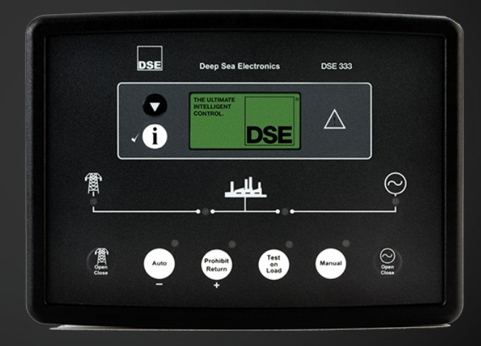 Deepsea DSE333 Automatic Transfer Switch controller